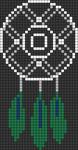 Alpha pattern #48264