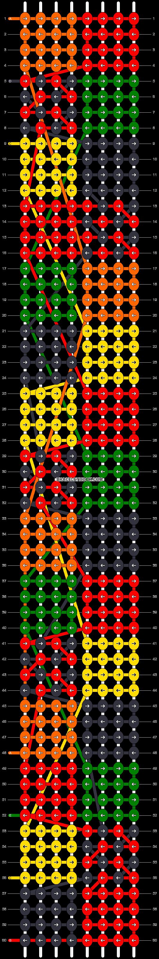 Alpha pattern #48267 pattern