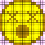Alpha pattern #48272