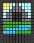 Alpha pattern #48276