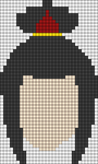 Alpha pattern #48278
