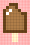 Alpha pattern #48287
