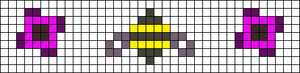 Alpha pattern #48288