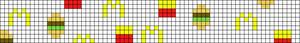 Alpha pattern #48289