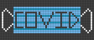 Alpha pattern #48291