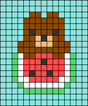 Alpha pattern #48294
