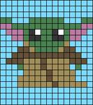 Alpha pattern #48298