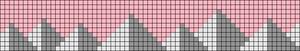 Alpha pattern #48336