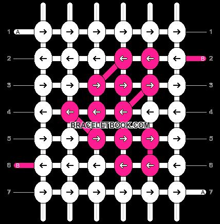 Alpha pattern #48364 pattern