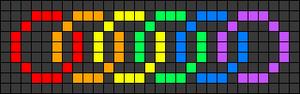 Alpha pattern #48366