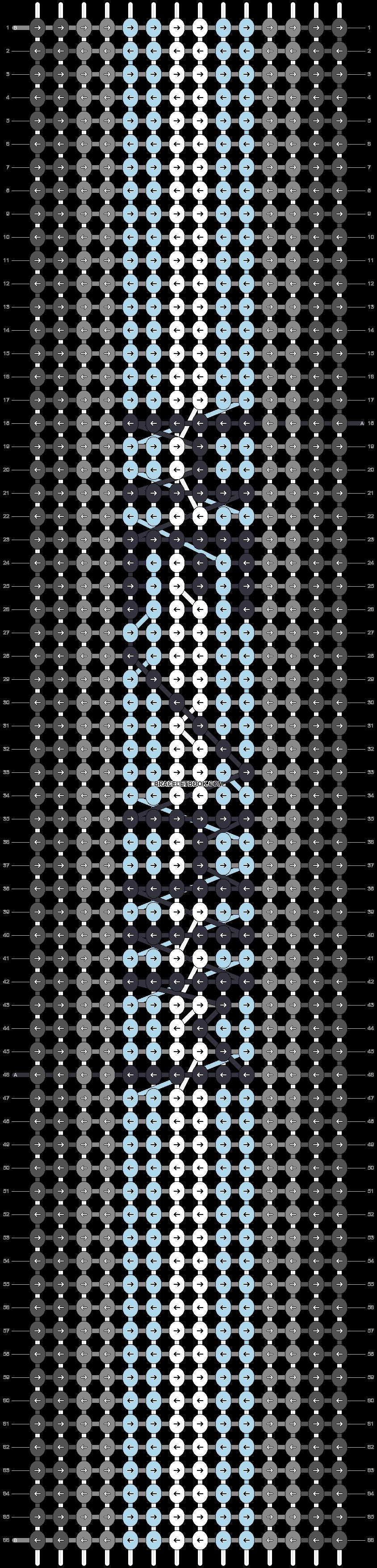 Alpha pattern #48367 pattern