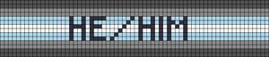 Alpha pattern #48367
