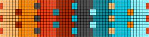 Alpha pattern #48376