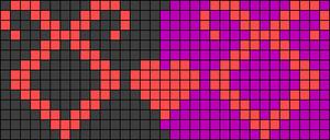 Alpha pattern #48382