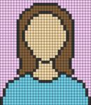 Alpha pattern #48384