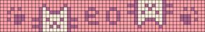 Alpha pattern #48402