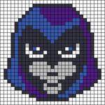 Alpha pattern #48424