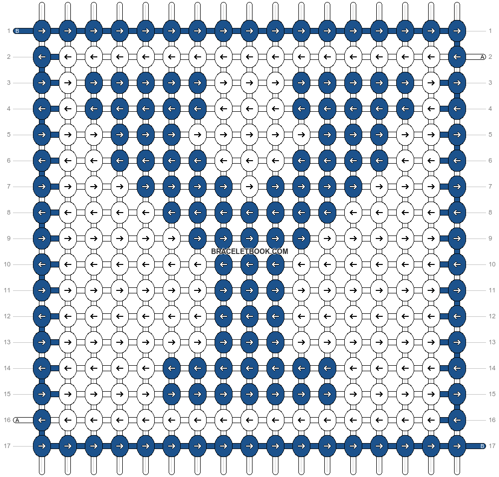Alpha pattern #48432 pattern