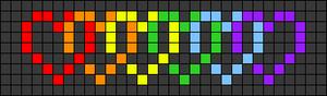 Alpha pattern #48442