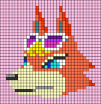 Alpha pattern #48446
