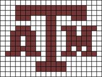Alpha pattern #48449