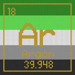 Alpha pattern #48453
