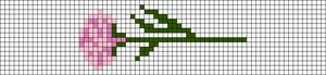 Alpha pattern #48459