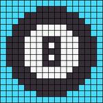 Alpha pattern #48464
