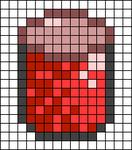 Alpha pattern #48476