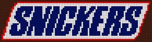 Alpha pattern #48481