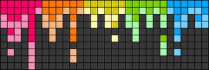 Alpha pattern #48497