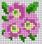 Alpha pattern #48515