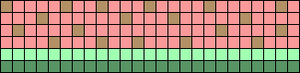 Alpha pattern #48519