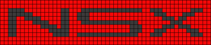 Alpha pattern #48522
