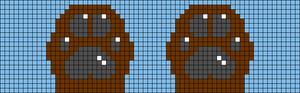 Alpha pattern #48523