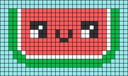 Alpha pattern #48545