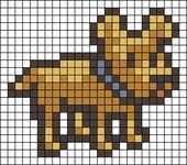 Alpha pattern #48554