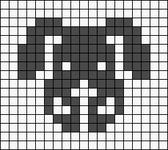 Alpha pattern #48576