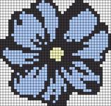 Alpha pattern #48578