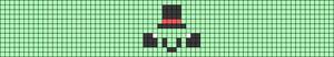 Alpha pattern #48581