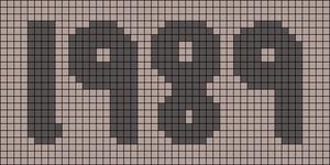 Alpha pattern #48588