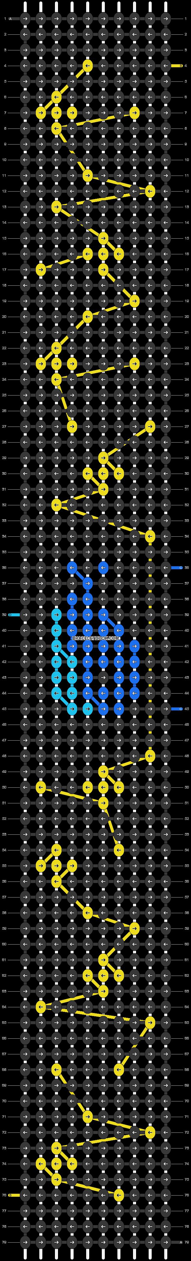 Alpha pattern #48599 pattern