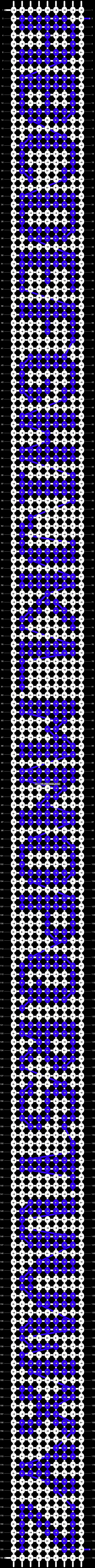 Alpha pattern #48601 pattern