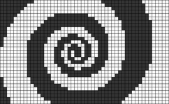 Alpha pattern #48602
