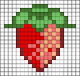 Alpha pattern #48606