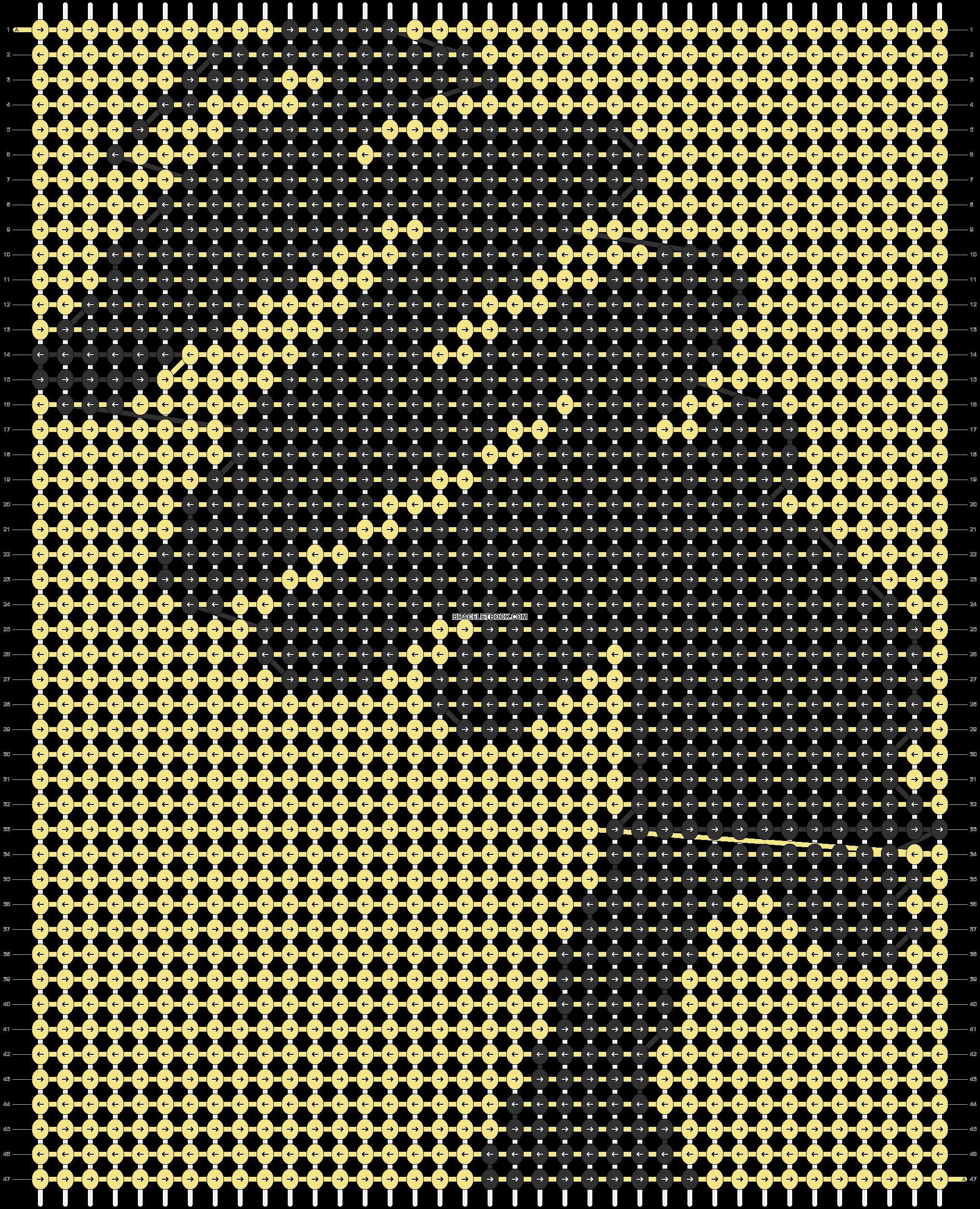 Alpha pattern #48617 pattern