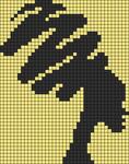 Alpha pattern #48617