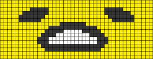 Alpha pattern #48622