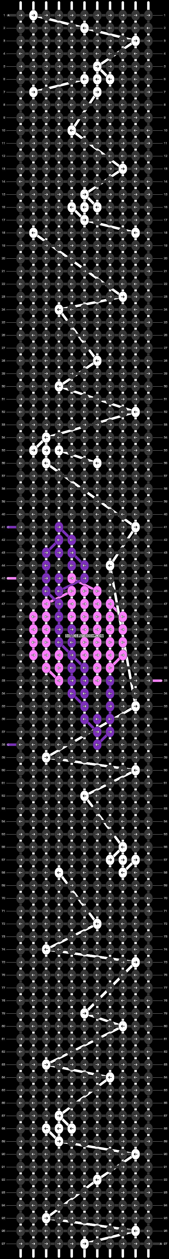 Alpha pattern #48631 pattern