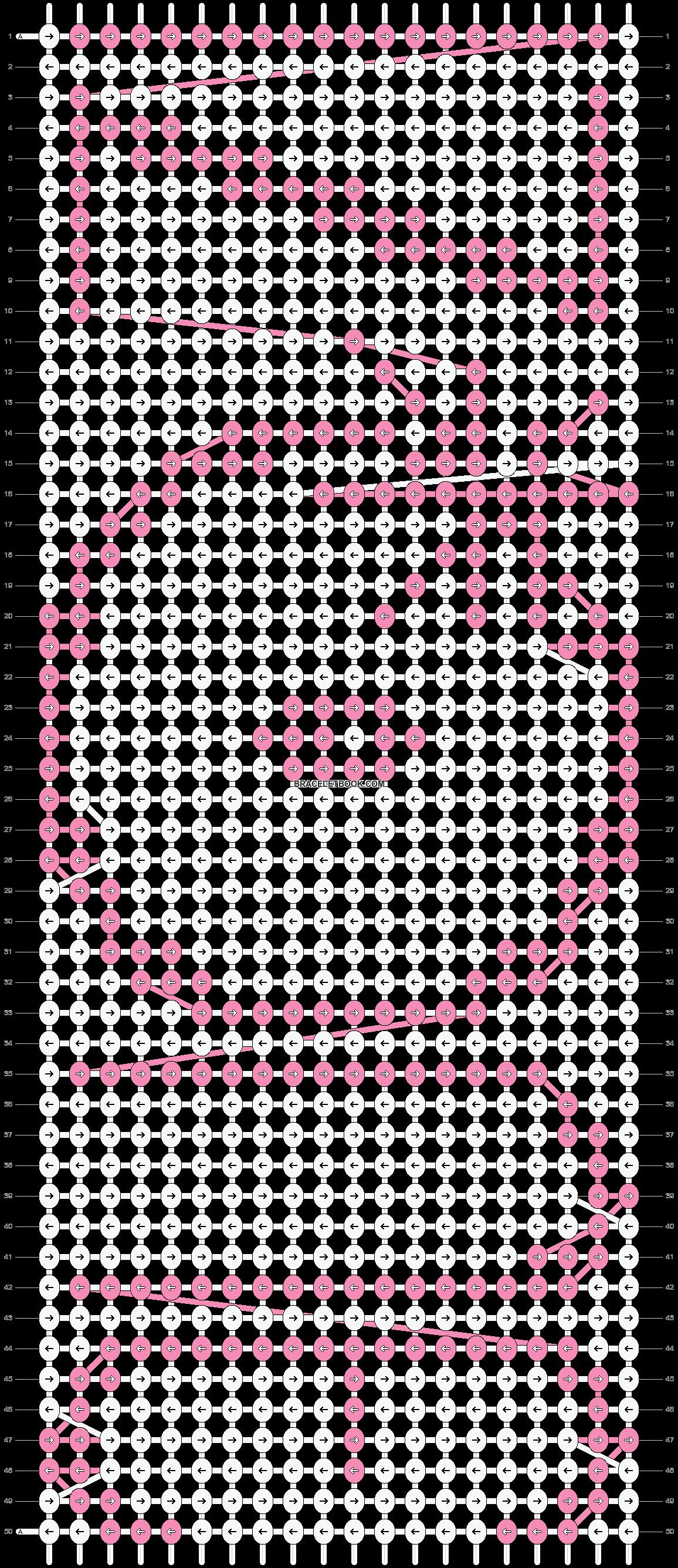 Alpha pattern #48635 pattern
